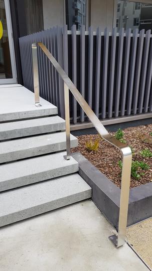 Stainless Handrail 2