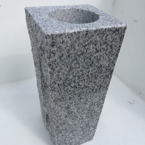 Granite Memorial Cemetery Vases
