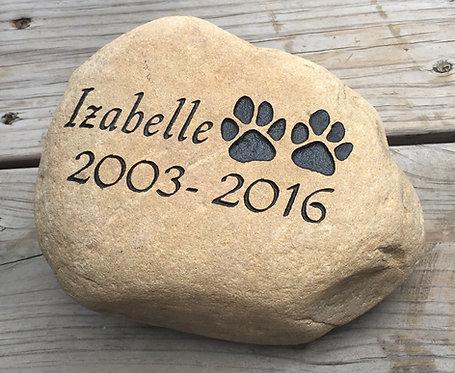 Dog Pet Memorial