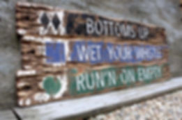 ski trail signs, ski decor, ski lodge signs