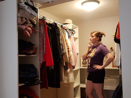 Comment trier et ranger mon dressing ?