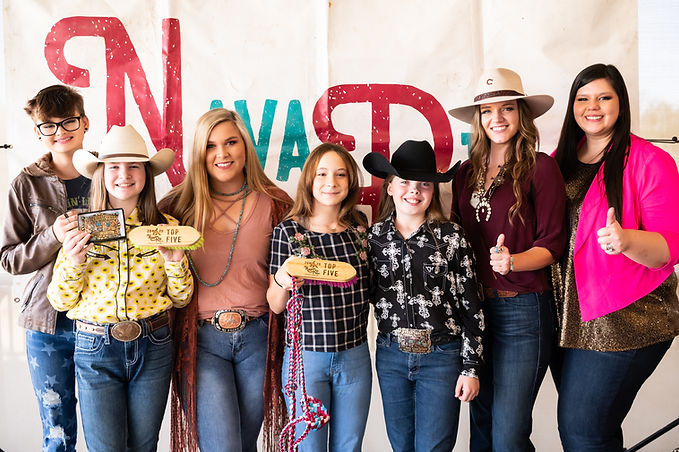 Ayla Kiepert NavaRio Ranch Horse show stock horse