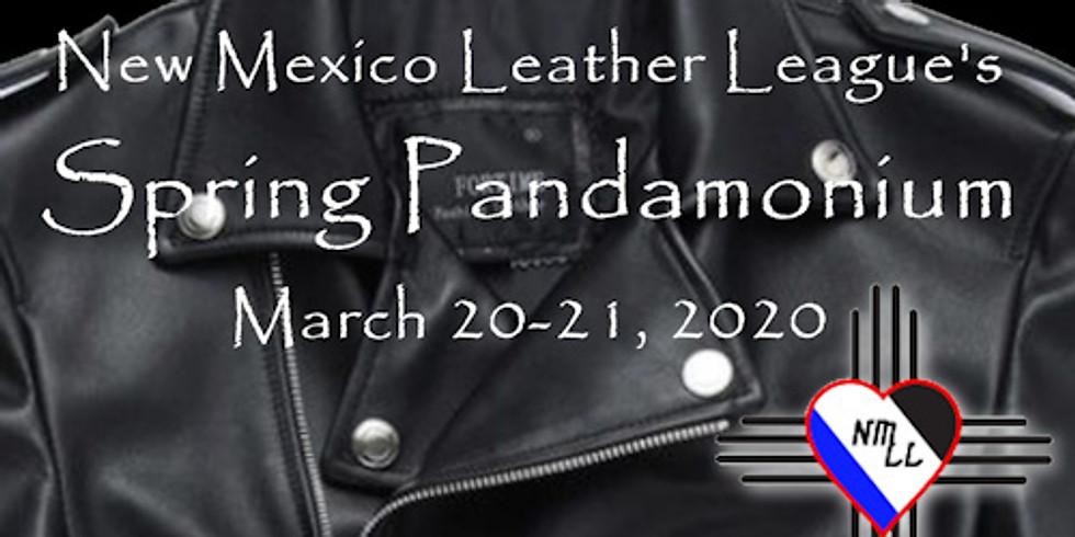 Spring Pandemonium 2020 (Albuquerque)