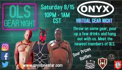 2020 August Virtual Bar Night