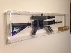The new AR-15 gun case