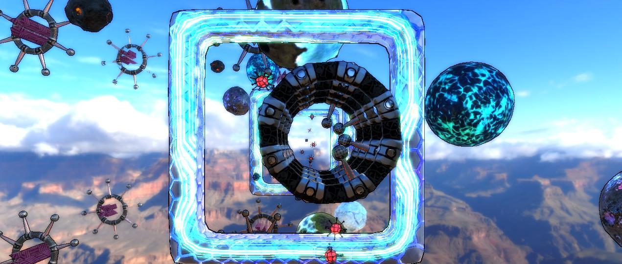 z0ne - moons & spacewheels level