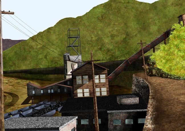 """Redneck"" concept - Brownwell Mine"
