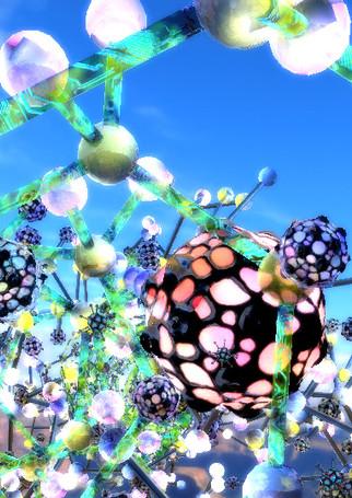 z0ne - molecules level