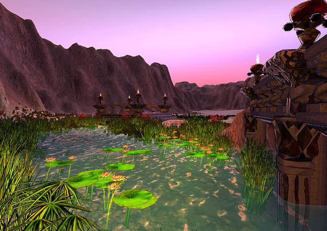 oasis baths