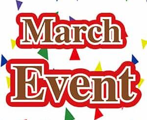 【イベント情報】2020年3月イベントのご案内