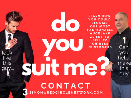 Do you suit me?