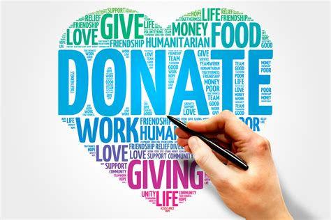 Donation Drop Off