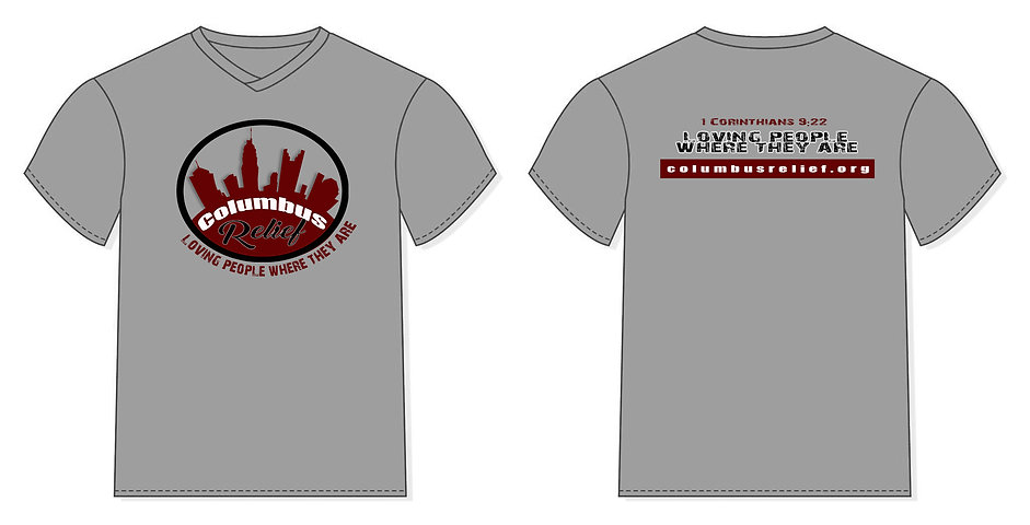 Columbus Relief T-Shirts