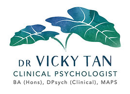 Dr Vicky Tan Clinical Psychologist logo