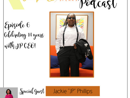 Te'Ara Speaks Podcast Season 1 Episode 6 Celebrating 14 years in Entrepreneurship with JP CEO