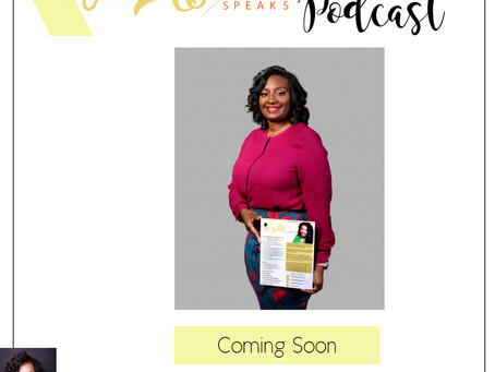 Coming Soon Te'Ara Speaks!  The place where we Dare,Live, & Be!