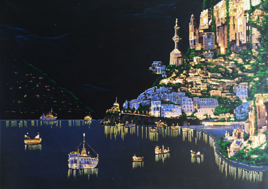 Amalfi Coast - Dream Harbor