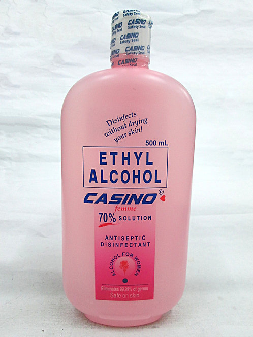 Casino Femme Ethyl Alcohol for Woman