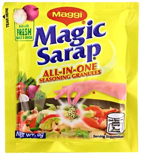 MAGGI MAGIC SARAP - 4800361328326 / 100X50G / 0.0174 / 5.75 / 10MOS.