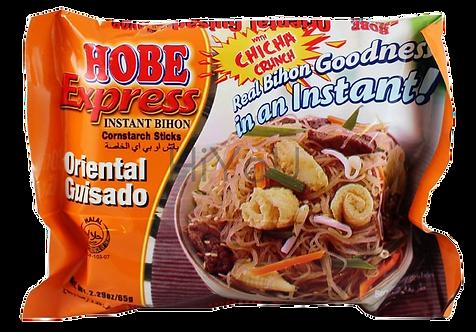 HOBE EXPRESS INSTANT BIHON - ORIENTAL GUISADO - 72X52G / 0.0273 / 5.00 / 12mos.