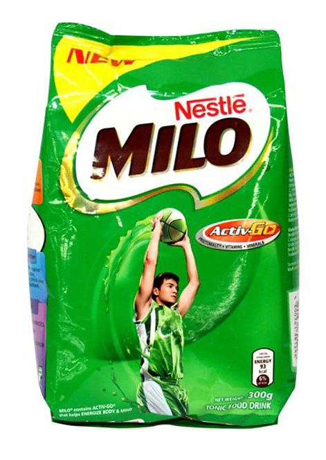 NESTLE MILO POWDER - 4800361381246 / 40X300G / 0.0408 / 15.00 / 12MOS.