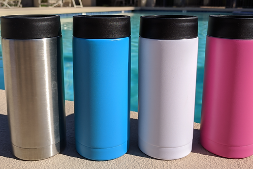 4 Pack - Slim Koozie - 12 oz