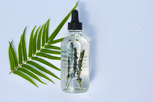 Lavender + Sage | Body Oil