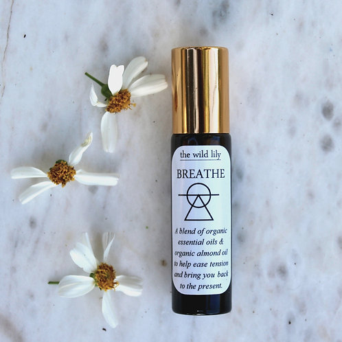 Breathe | Stress-Relief Roller