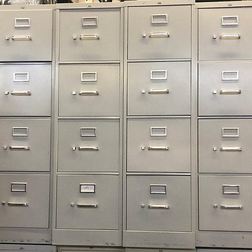 USED 4 drawer Letter Size File