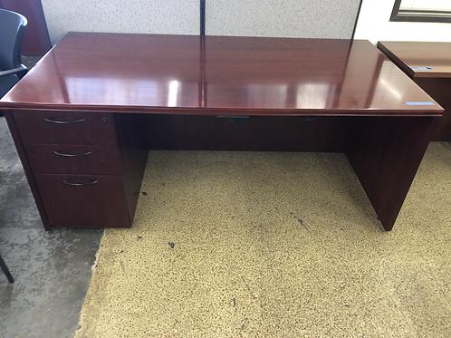 USED Mahogany Desk