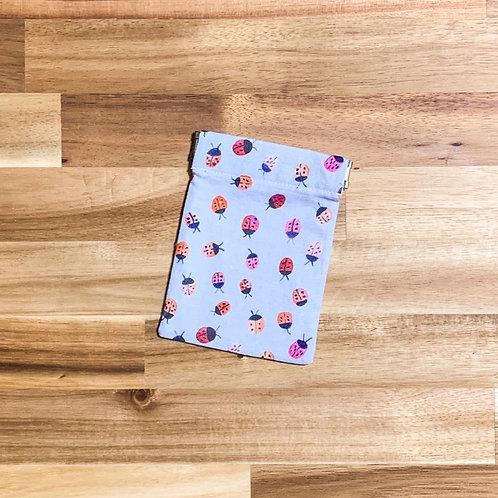 Ladybugs (pinch pouch)