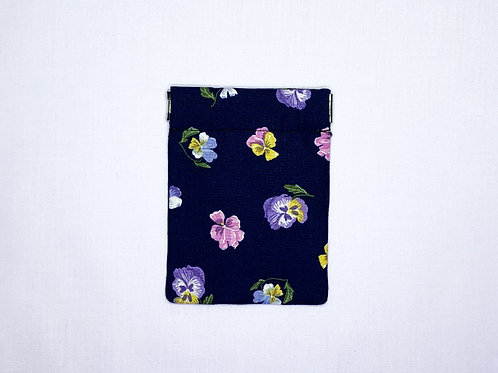 Pansies (pinch pouch)
