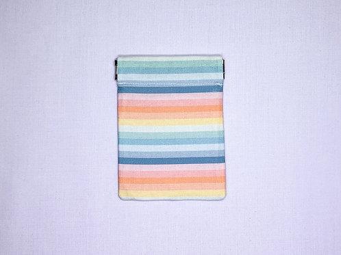 Pastel rainbow (pinch pouch)