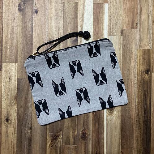 Boston terrier (pouch)