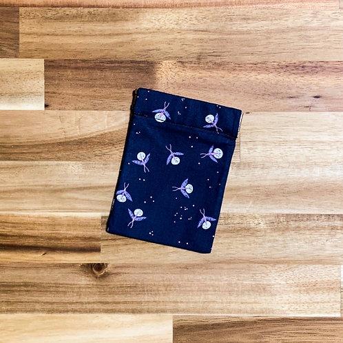 Blueberry fireflies (pinch pouch)