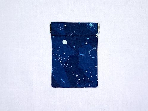 Starry night (pinch pouch)
