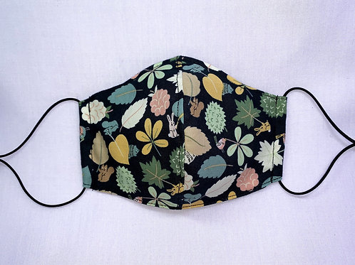 Leaf wavers (fabric mask)