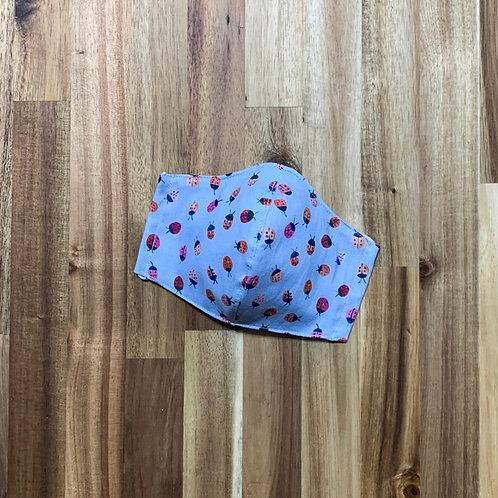 Ladybugs (fabric mask)