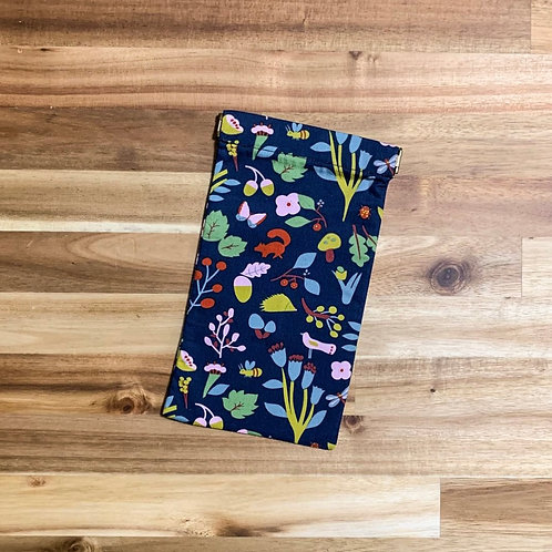 Aster forest (pinch pouch)