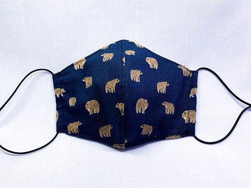 Bears (fabric mask)