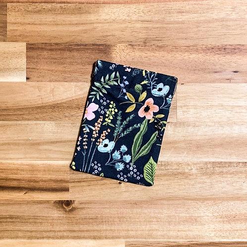 Herb garden (dark turquoise) (pinch pouch)