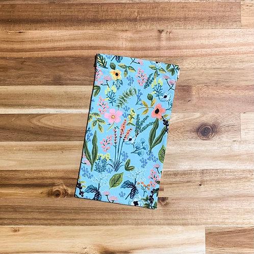 Herb garden (aqua) (pinch pouch)