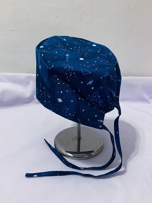 Starry night (scrub cap)