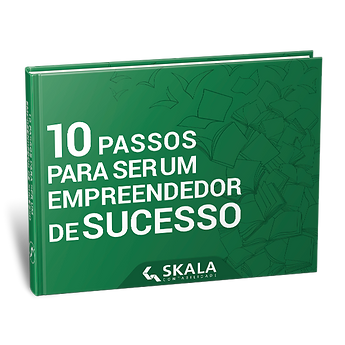 eBook 10 passos para empreender