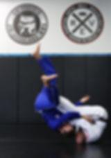 John Mendoza Newport Beach BJJ MMA