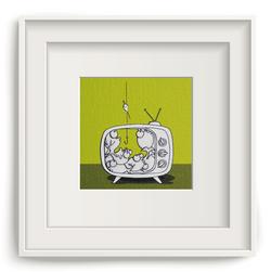 Pesci i tv verde
