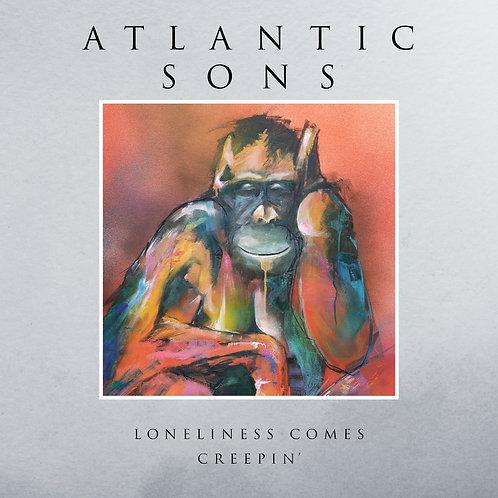 "CD ""Loneliness comes creepin'"