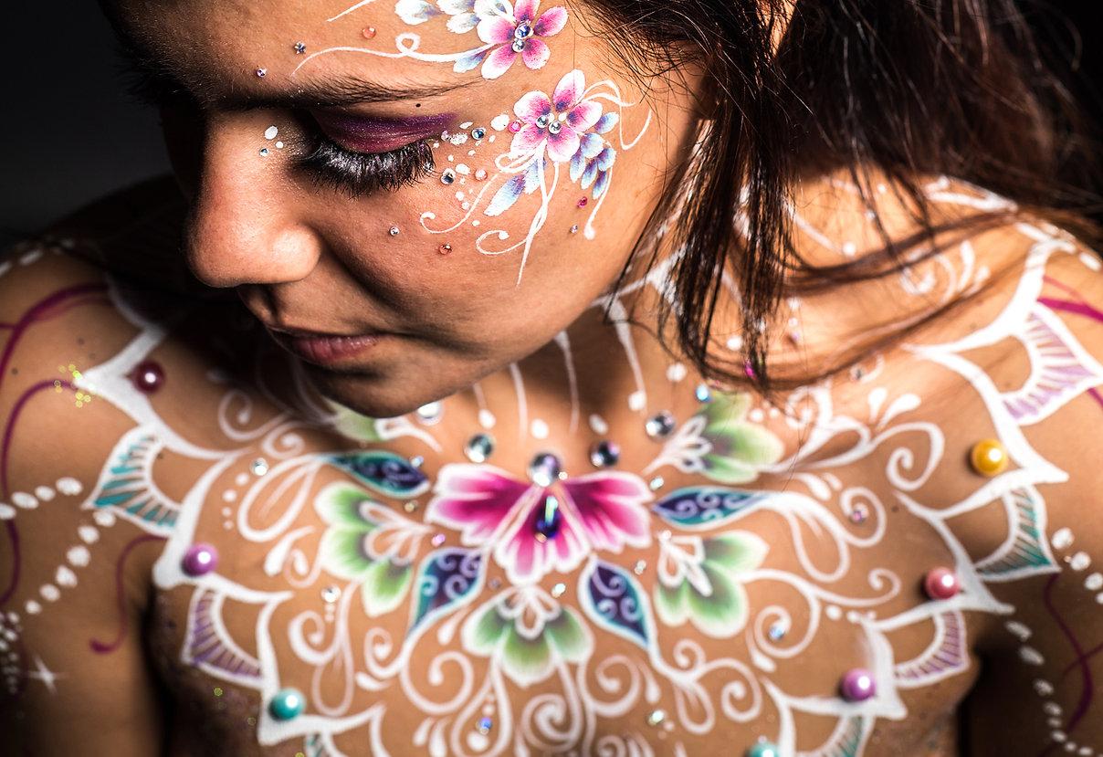 Bridal Lace Design