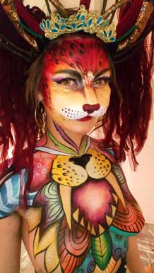 Carnival Cat