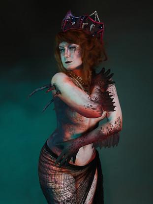 Abigail Siren look - Painted Peach .JPG
